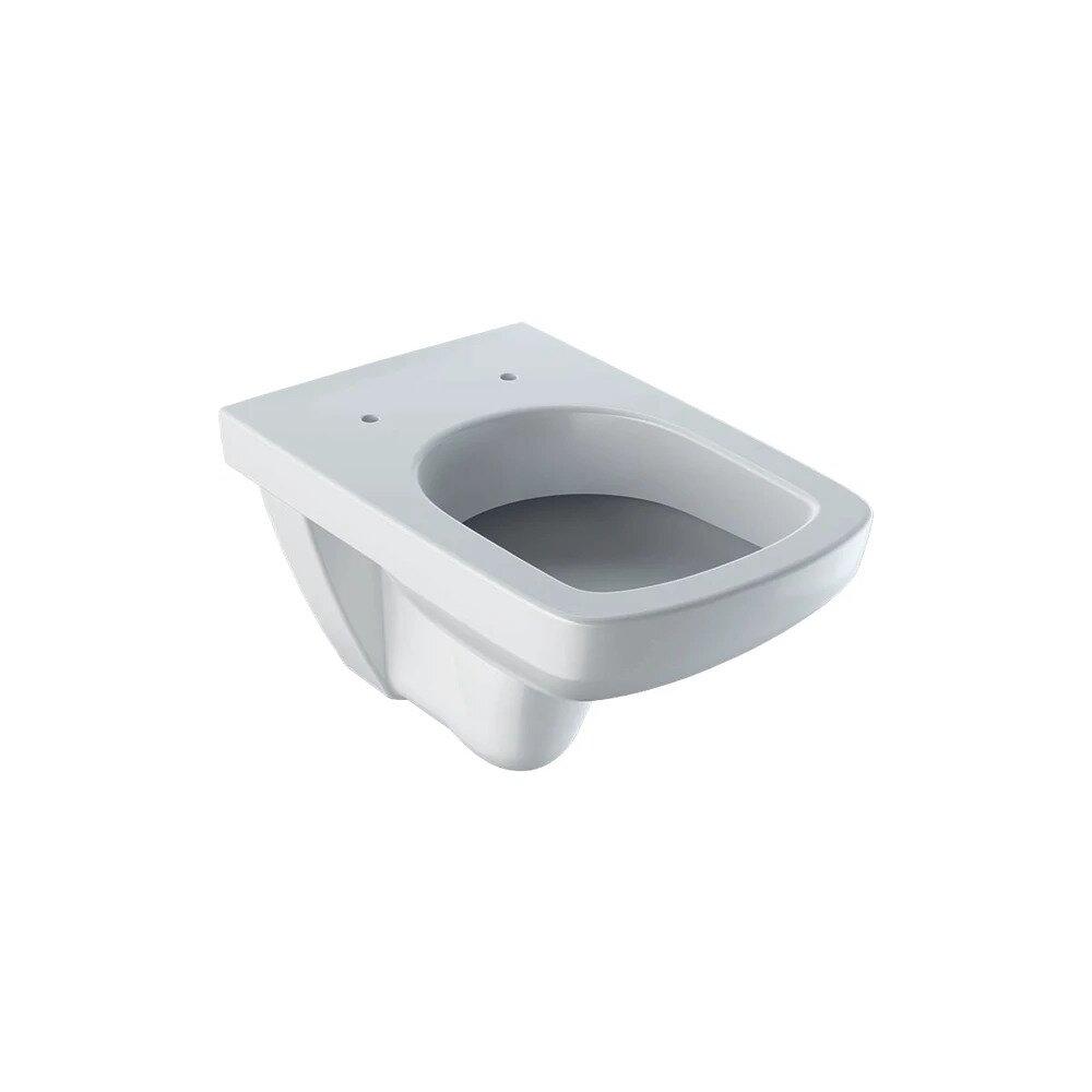 Vas wc suspendat Geberit Selnova fara capac alb cu spalare verticala