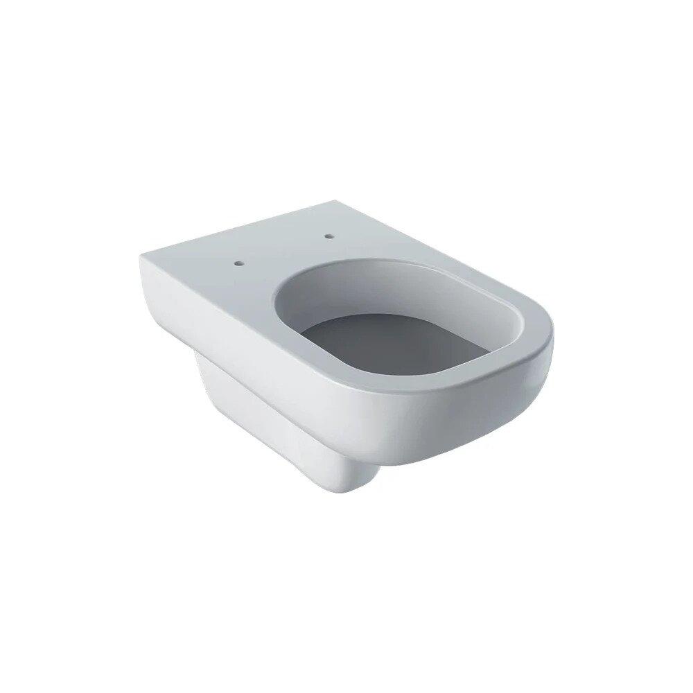 Vas wc suspendat Geberit Smyle alb imagine