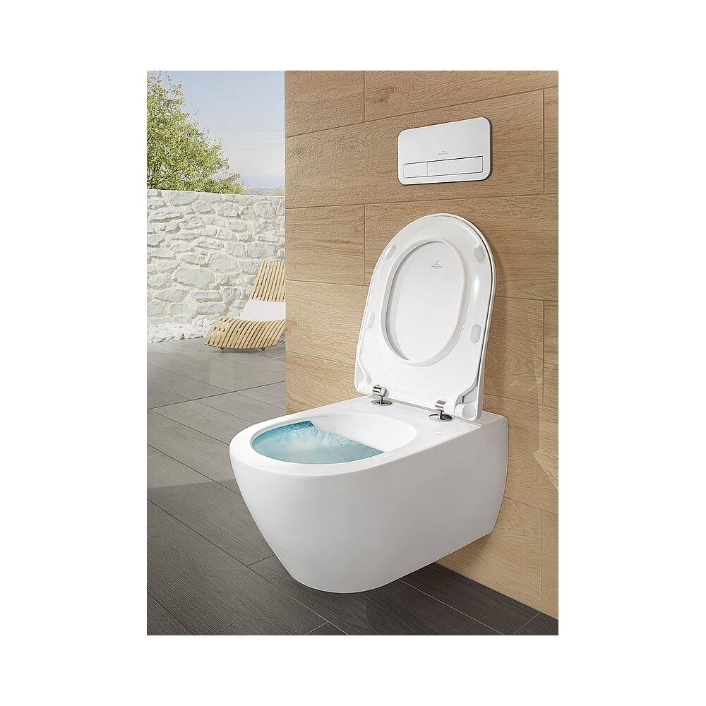 Vas wc suspendat Villeroy&Boch Subway 2.0 DirectFlush poza