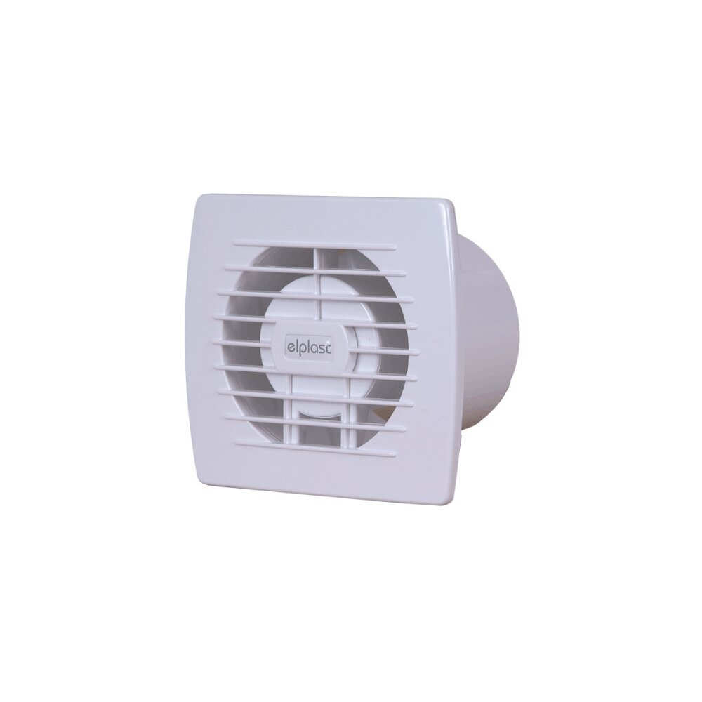 Ventilator de baie 120mm Elplast EOL 120 B imagine neakaisa.ro