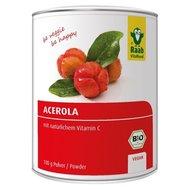 Acerola pulbere bio 100g Raab PROMO