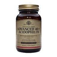 Advanced 40+ Acidophilus 60 capsule vegetale, Solgar