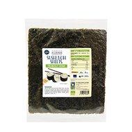 Alge nori pentru sushi raw bio 25g