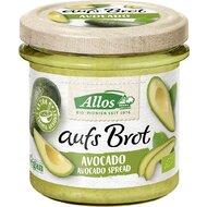 Allos - Crema tartinabila din avocado, bio,  FARA GLUTEN - 140 g