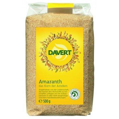 Amaranth bio 500g DAVERT PROMO