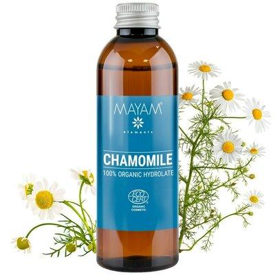 Apa de Musetel Roman BIO (chamaemelum nobile), 100 ml, Mayam