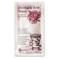 Apa de trandafir pentru baut in pliculete bio 10ml ARMINA