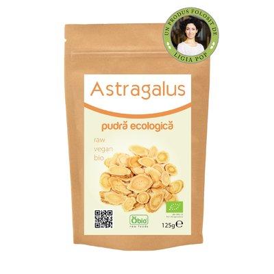 Astragalus pulbere raw bio 125 g