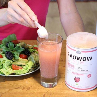 Baowow Slim shake bio 400g Berlin Organics PROMO