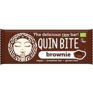 Baton Brownie raw bio 30g Quin Bite PROMO