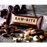 Baton cu cacao raw bio 50g RAW Bite
