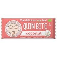 Baton cu cocos raw bio 30g Quin Bite PROMO