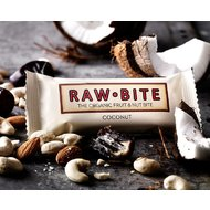 Baton cu cocos raw bio 50g RAW Bite PROMO