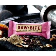Baton proteic raw bio 50g RAW Bite