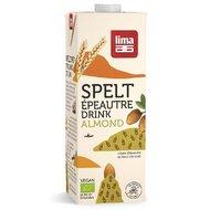 Lapte vegetal de spelta cu migdale bio 1L