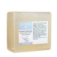 Baza de sapun melt & pour transparent, 465 gr