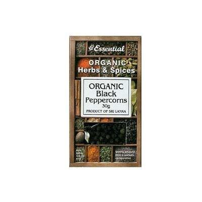Boabe de piper negru bio 30g