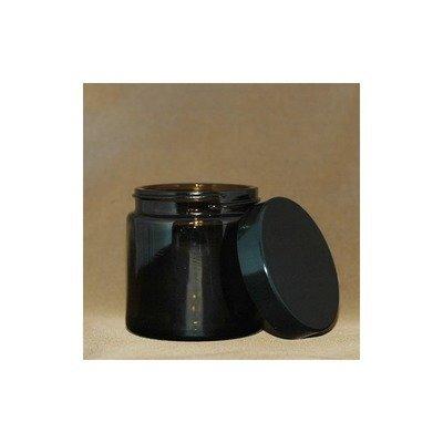 Borcan de sticla AMBRA cu capac, 120 ml