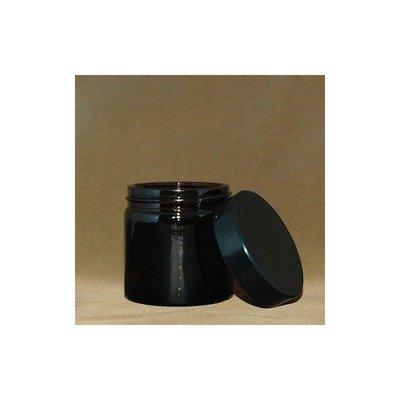 Borcan de sticlă AMBRA cu capac, 60 ml