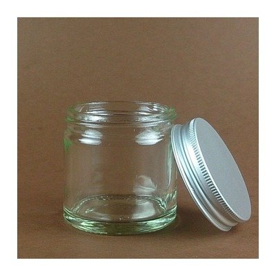 Borcan de sticla CLARA cu capac, 120 ml