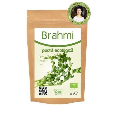 Brahmi pulbere bio 125g