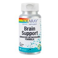 Brain Support 60cps Solaray