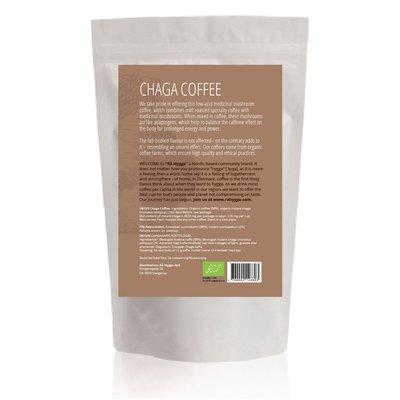 Cafea Organica Gourmet cu Extract de Chaga, 227G