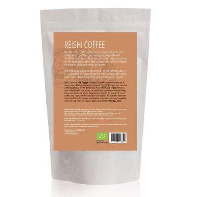 Cafea Organica Gourmet cu Extract de Reishi, 227G