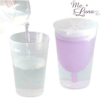 Cana din polipropilena pentru igienizarea cupei menstruale 150ml