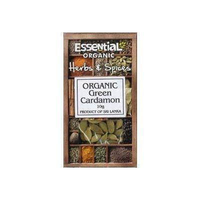 Cardamom intreg verde bio 10g