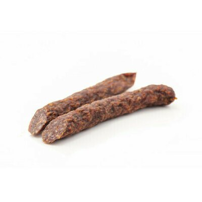 Carnati picanti bio din vita si mangalita 300g