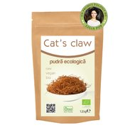 Cat's claw (gheara matei) pulbere raw bio 125 g
