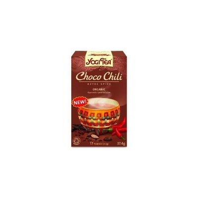 Ceai Bio CHOCO CHILLI Yogi Tea® 17dz