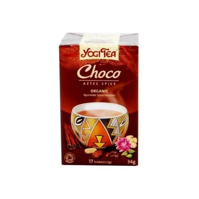 Ceai Bio CHOCO Yogi Tea 17dz