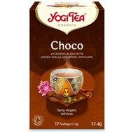 Ceai choco, bio, 17 pliculete, 34g, YogiTea