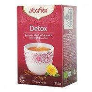 Ceai Bio DETOXIFIANT Yogi Tea, 30.6g