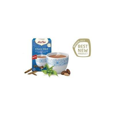 Ceai Bio din BOABE de CACAO si MENTA, 37.4g