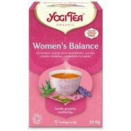 Ceai echilibrul femeilor, bio, 17 pliculete, 30,6g, YogiTea