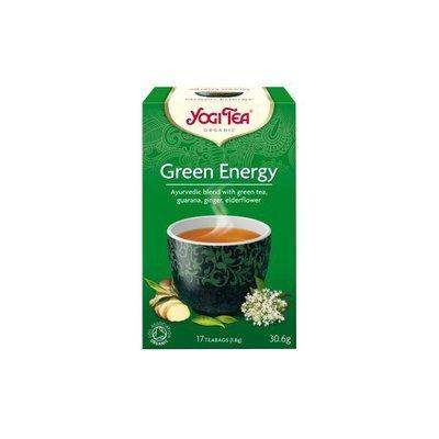 Ceai Bio ENERGIE VERDE Yogi Tea