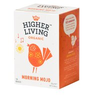 Ceai MORNING MOJO bio, 15 plicuri, Higher Living