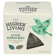 Ceai premium AFTER DINNER bio, 20 plicuri, Higher Living