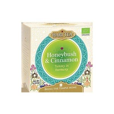 Ceai premium Hari Tea - Tummy in Harmony - honeybush si scortisoara bio 10dz