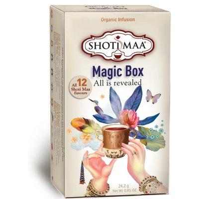 Ceai Shotimaa Magic Box mix bio 12dz