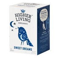 Ceai SWEET DREAMS bio, 15 plicuri, Higher Living