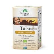 Ceai Tulsi (Busuioc Sfant) cu Lamaie si Ghimbir | Antistres Natural & Reinsufletire, 36 gr