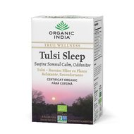 Ceai Tulsi Sleep cu Plante Relaxante, Reconfortante | Somn Calm, Odihnitor, 32.4 gr