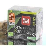 Ceai verde japonez Bancha bio la pliculete 15g Lima