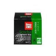 Ceai verde japonez Sencha bio la plic 15g Lima PROMO