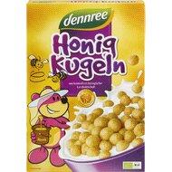 Cereale bilute aurii cu miere bio 250g Dennree