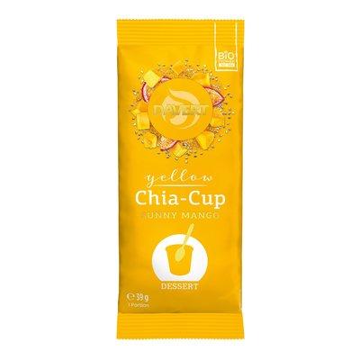 Chia cup Sunny Mango bio 39g DAVERT